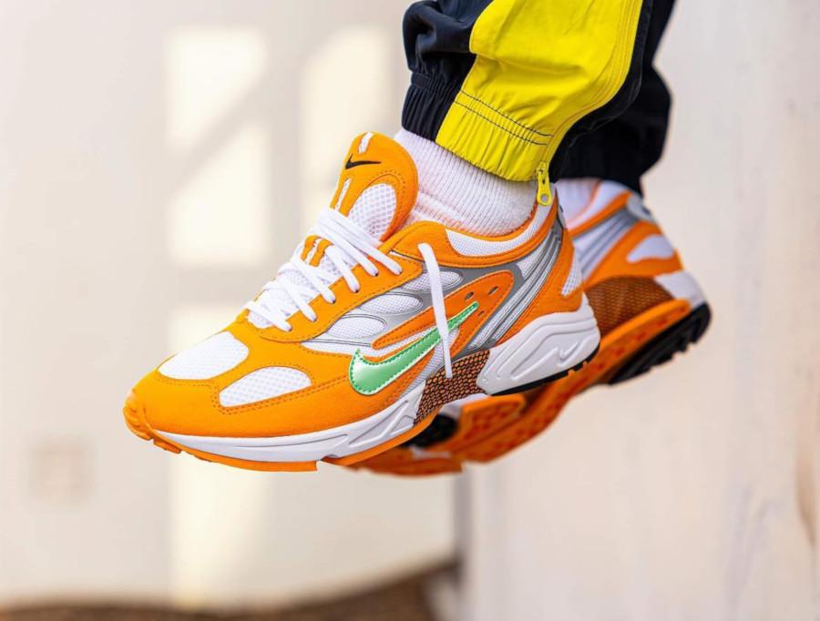 Nike Air Ghost Racer OG Orange Peel AT5410-800