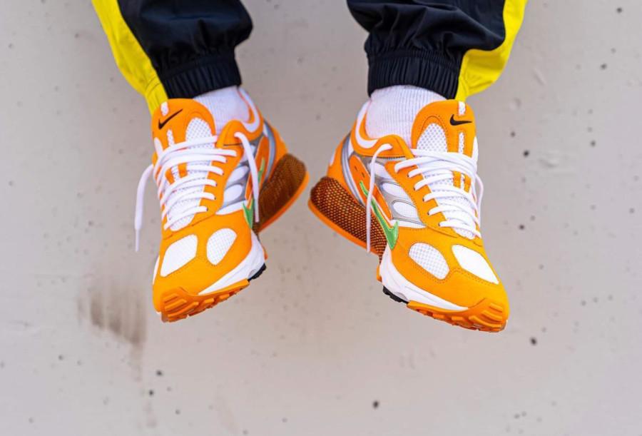 Nike Air Ghost Swift homme au Swoosh vert (3)