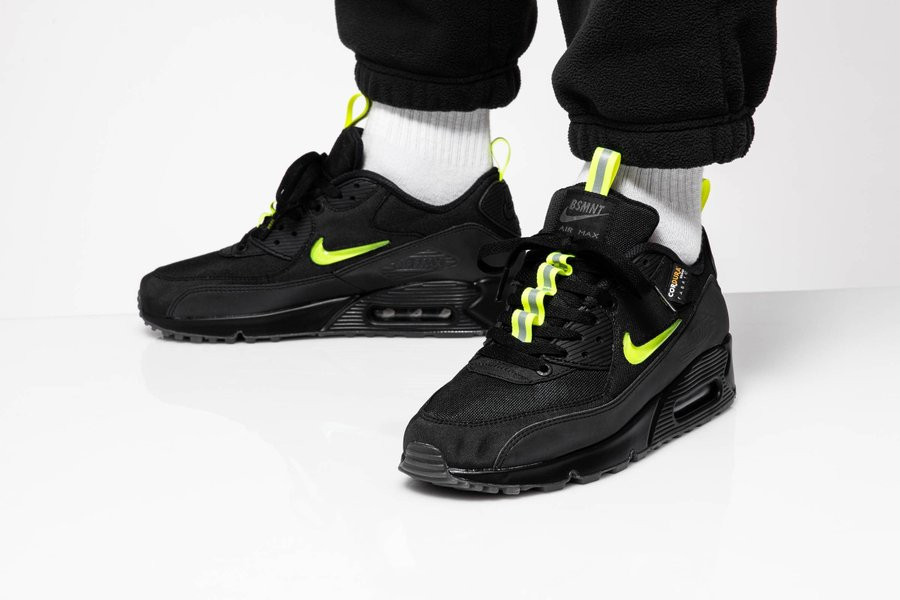 Nike Air Max 90 BSMNT Cordura Manchester City Pack