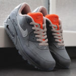 The Basement Approved x Nike Air Max 90 'Smoke Grey'