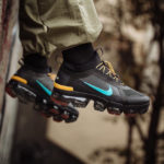 Nike Air VaporMax 2019 Utility 'Off Noir Black Teal Nebula'