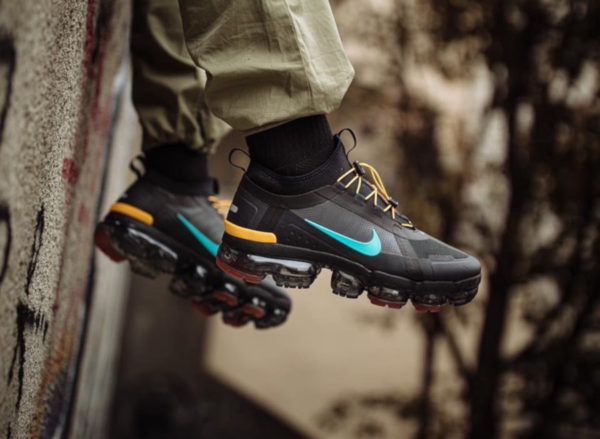 Nike Air VaporMax 2019 Utility Black Teal BV6351-002