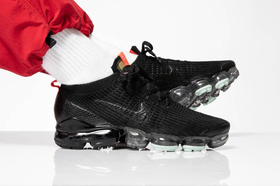 Nike Air VaporMax Flyknit 3.0 'Black Snakeskin' Igloo