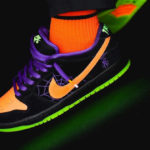 Nike SB Dunk Low Pro Night Of Mischief (Trick or Treat)