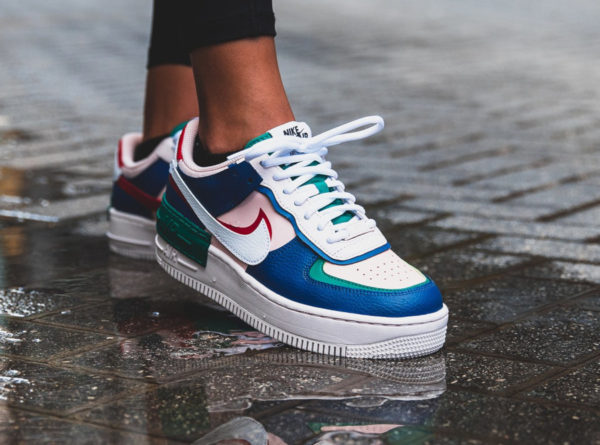 Nike Wmns AF1 Air Force 1 Shadow Navy CI0919-400