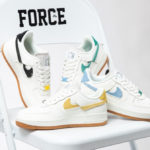 Nike Wmns Air Force 1 '07 Lux Vandalised 'Sail'