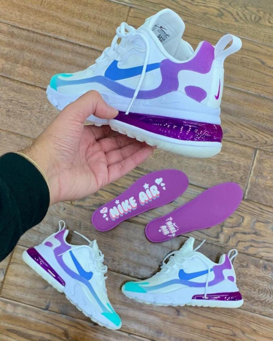 Nike Wmns Air Max 270 React Gradient Shift AT6174-102 (1)