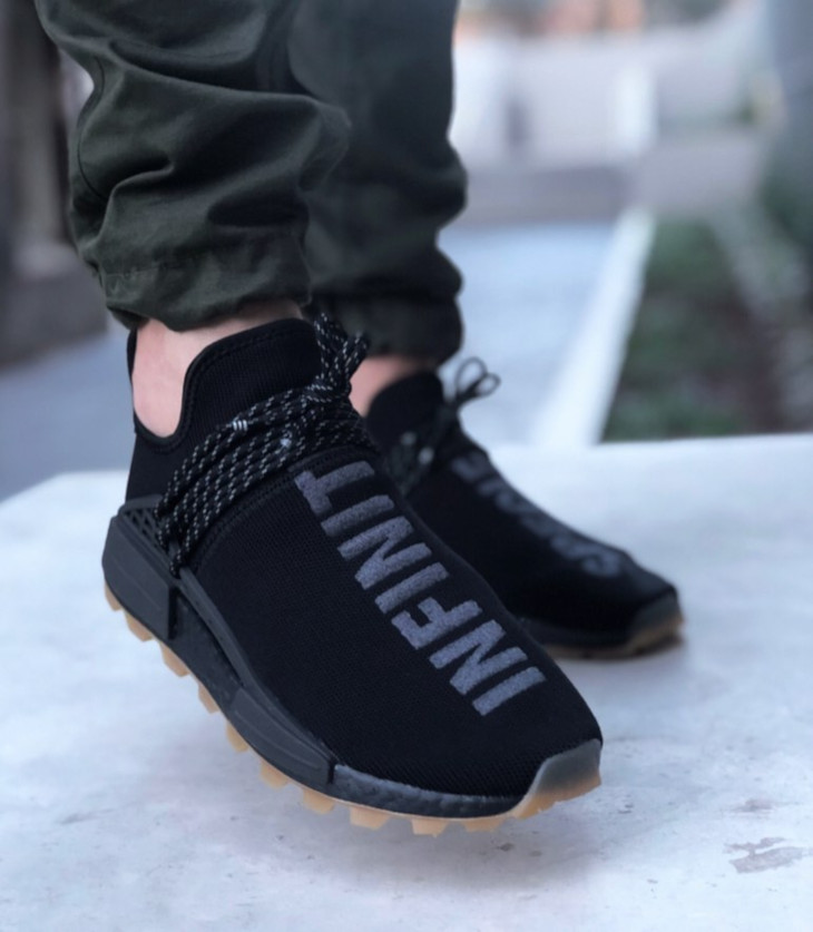 Pharrell x Adidas NMD HU Trail Infinite Species - @lit_kicks_86