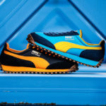 Puma Fast Rider OG 'Hawaiian Ocean & Vibrant Orange'