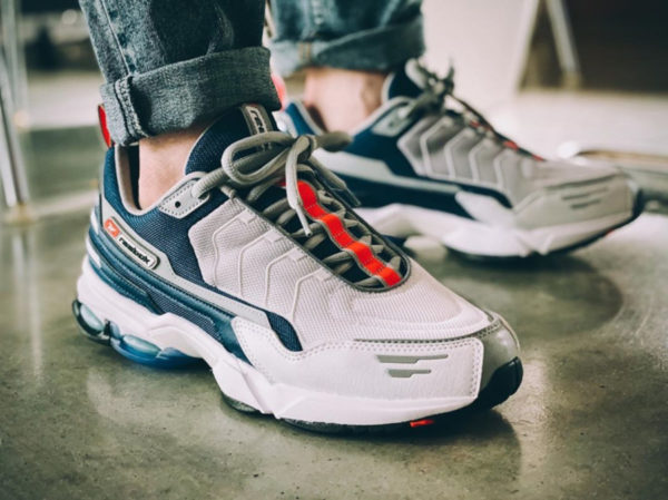 Reebok DMX6 MMI 2019 True Grey Washed DV9076