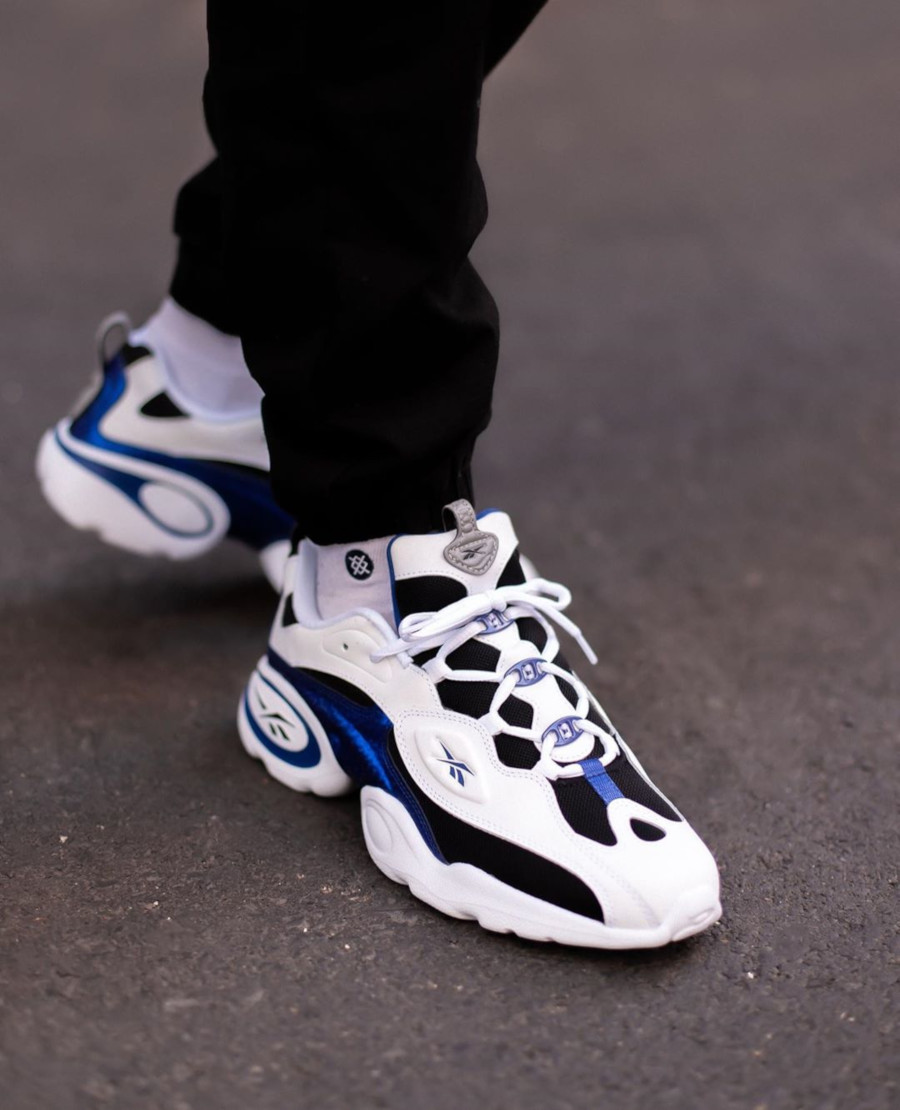 Reebok Electrolyte 97 3D OG Dark Royal DV8227
