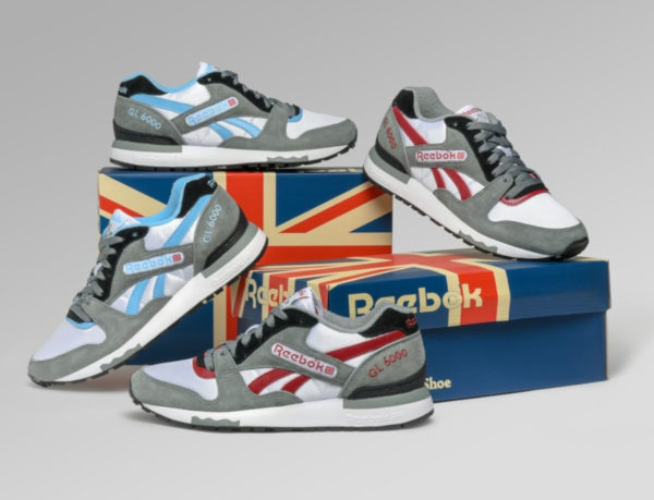 Reebok GL 6000 OG 2019 Grey Triathlon Red et Core Blue