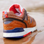 24 Kilates x Saucony SD Grid 'La Victoria' Brown Navy Red