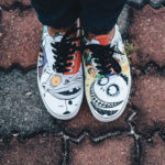 The Nightmare Before Christmas x Vans Era 'Halloween Town'