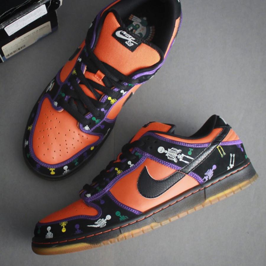2006 Nike SB Dunk Low Pro Dia de los Muertos - @shoepugs