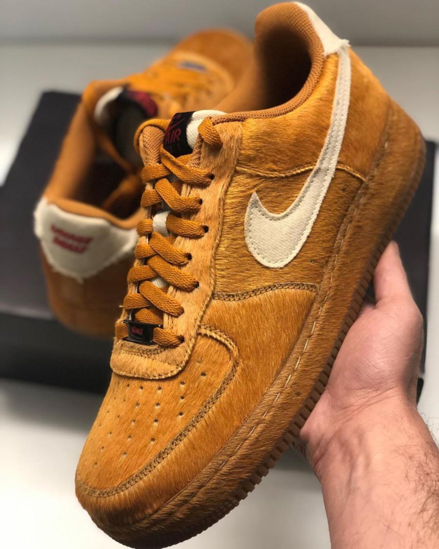 2009 - Nike Air Force 1 Savage Beast - @airblair84