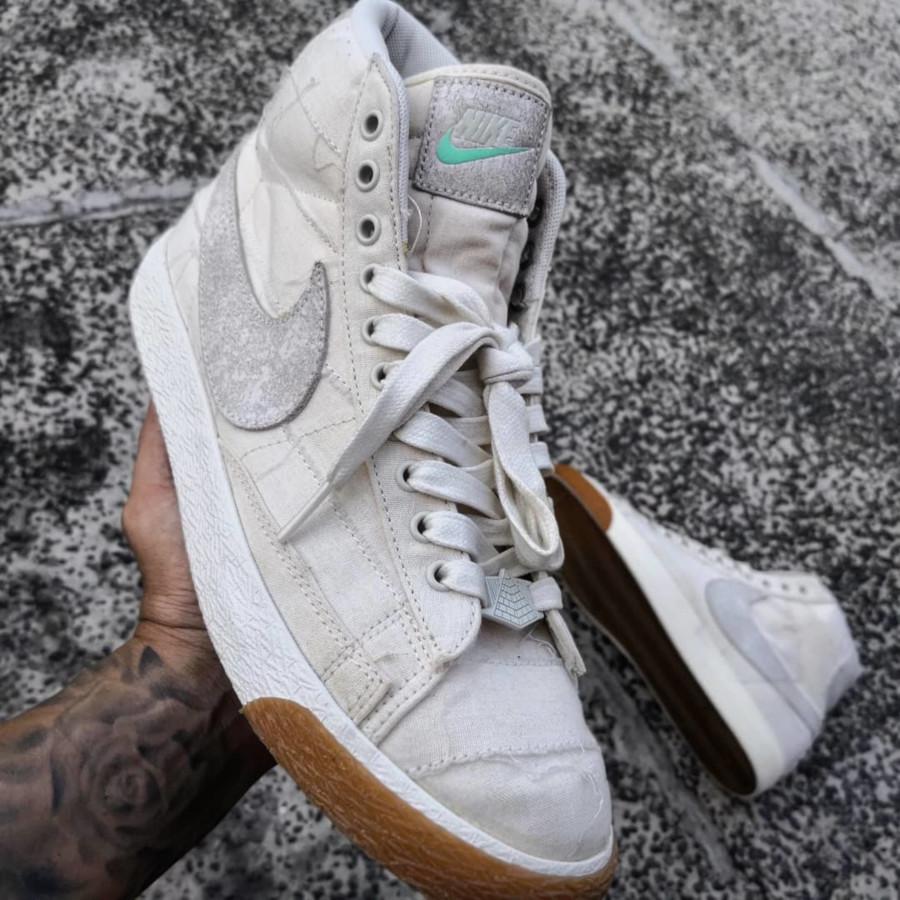 2015 - Nike Blazer Mid Vintage PRM QS Mummy - @theoppositesideofhype