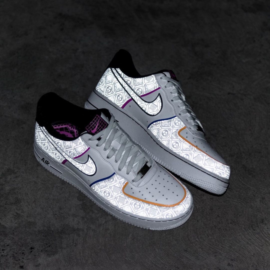 2019 - Nike Air Force 1 La Calca Day of the Dead - @99problemsmx