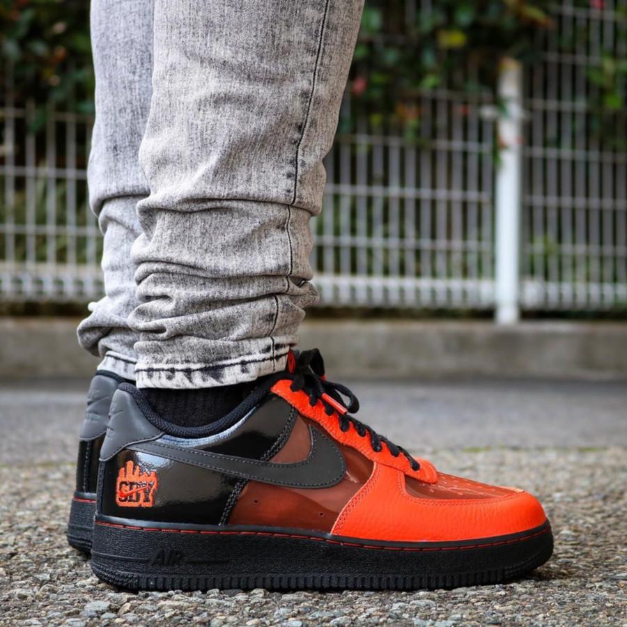 2019 - Nike Air Force 1 Shibuya Halloween - @acektak