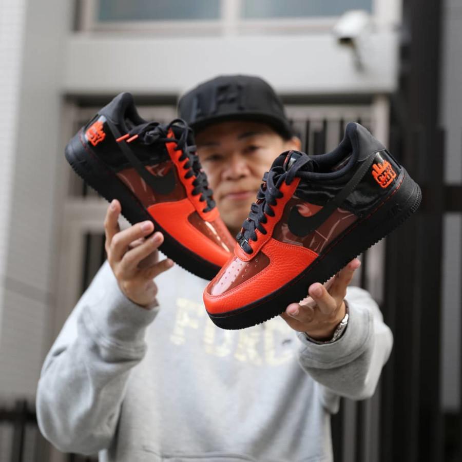 2019 - Nike Air Force 1 Shibuya Halloween - @yusuke_airforce1