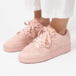 Adidas Rivalry W Low Suede 'Vapour Pink'