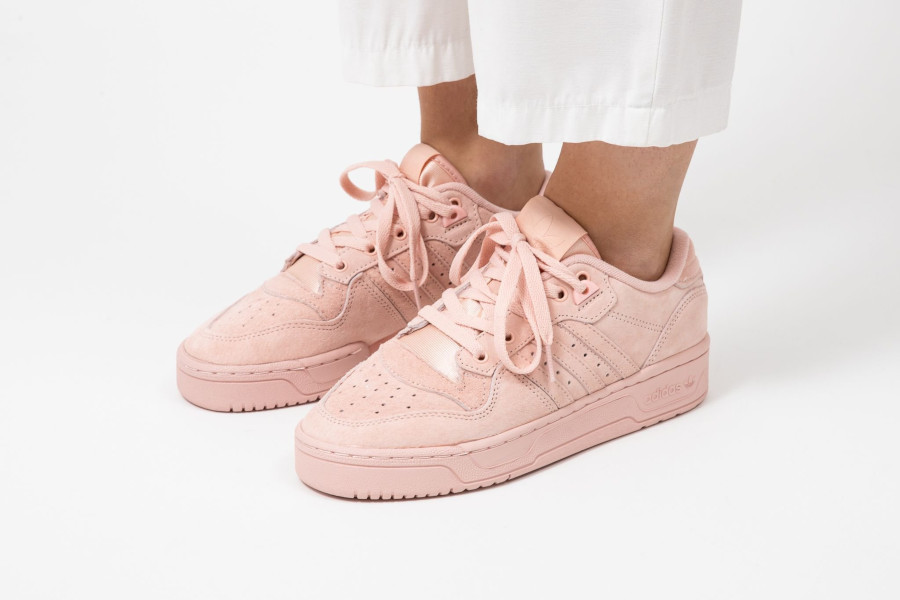 Adidas Rivalry W Lo Suede 'Vapour Pink' EE7068