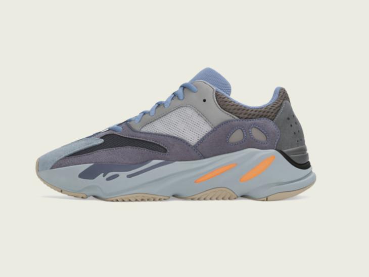 Adidas Yeezy 700 Boost V1 Carbon Blue