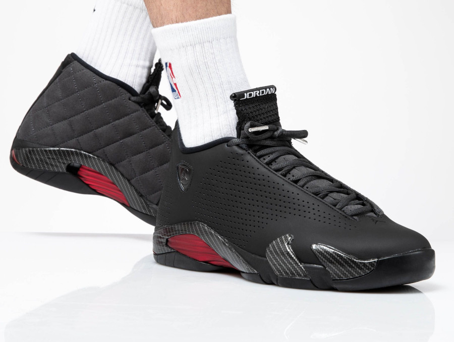 Air Jordan 14 Retro SE 'Black Ferrari' (Cyber Monday) (2)