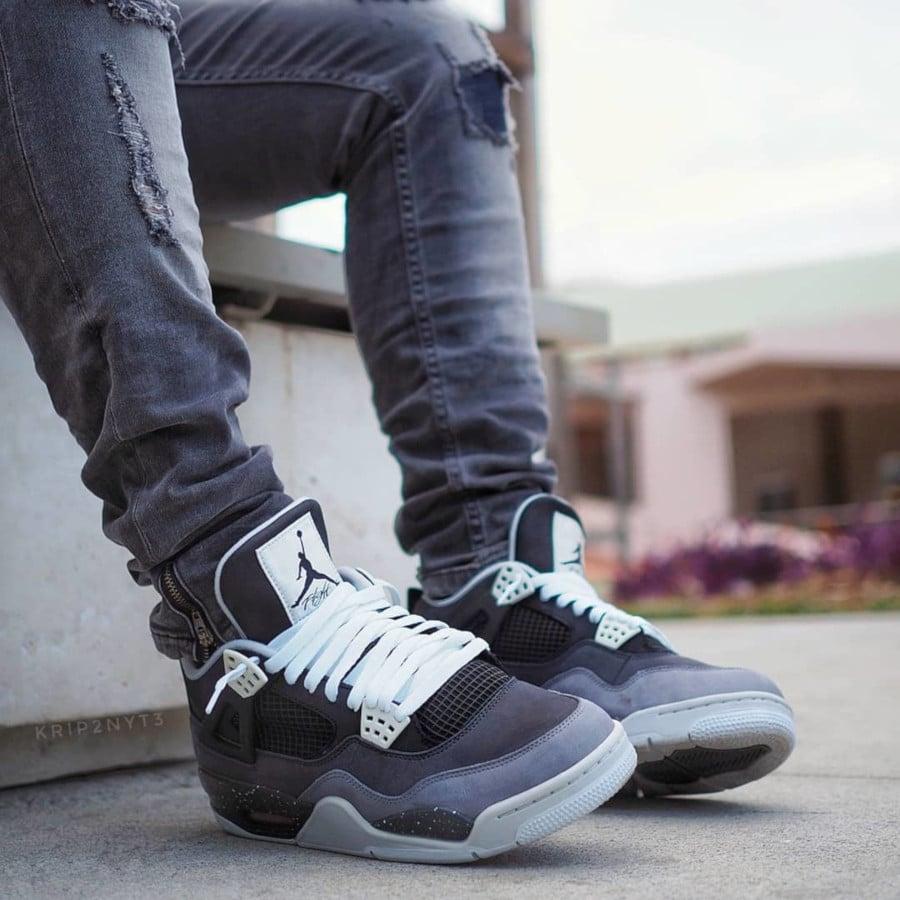 Air Jordan 4 Retro Fear - @krip2nyt3 (1)