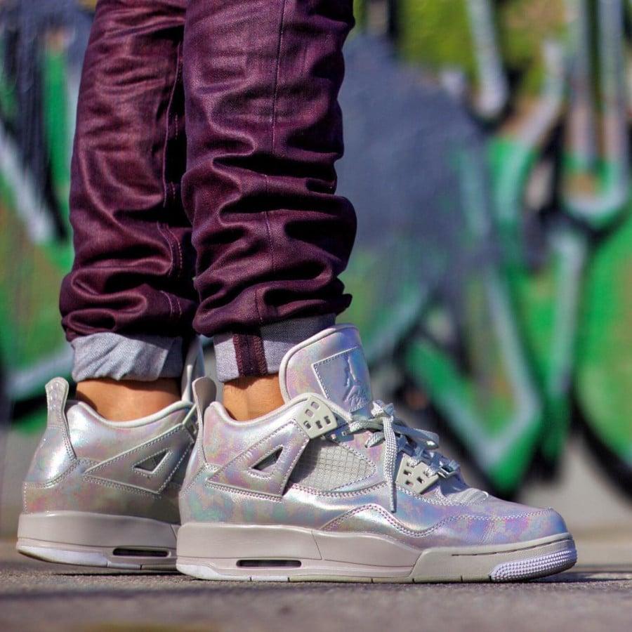 Air Jordan 4 Retro Pearl - @alvin_sole_23