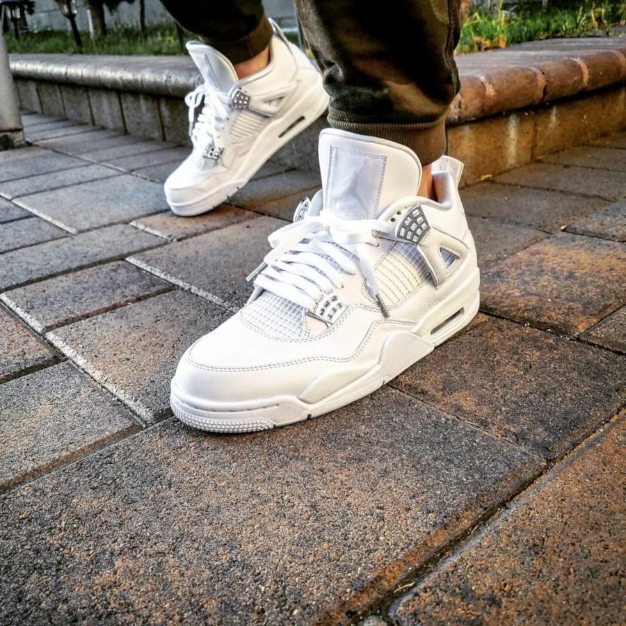 Air Jordan 4 Retro Pure Money - @itsyeezyseason