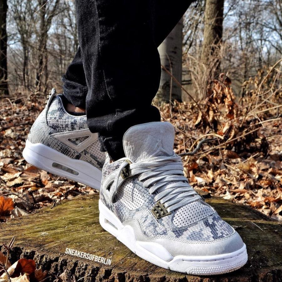 Air Jordan Premium Snakeskin - @sneakersofberlin