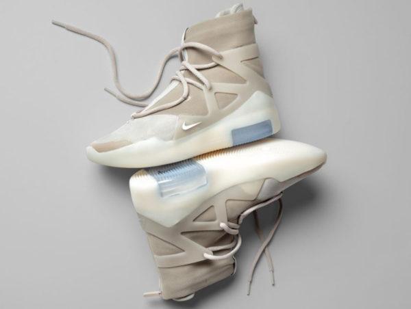 Fear of God x Nike Air FOG 1 Beige Oatmeal