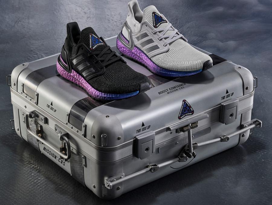 ISS US National Lab x Adidas Ultra Boost 2020