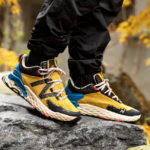 New Balance Fresh Foam Hierro V5 Varsity Gold