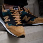 New Balance 577 Tan Grey Black (made in UK)