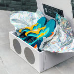 Nike Adapt Huarache EARL 'Hyper Jade Total Orange'