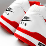 Nike Air Flight 89 OG 'White University Red'