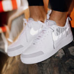 Nike Air Force 1 '07 LV8 Utility Under Construction 'White'