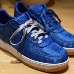 Clot x Nike Air Force 1 'Royale University Blue Silk'