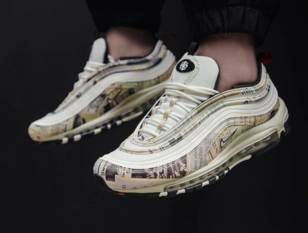 Nike Air Max 97 Newspaper 921826-108