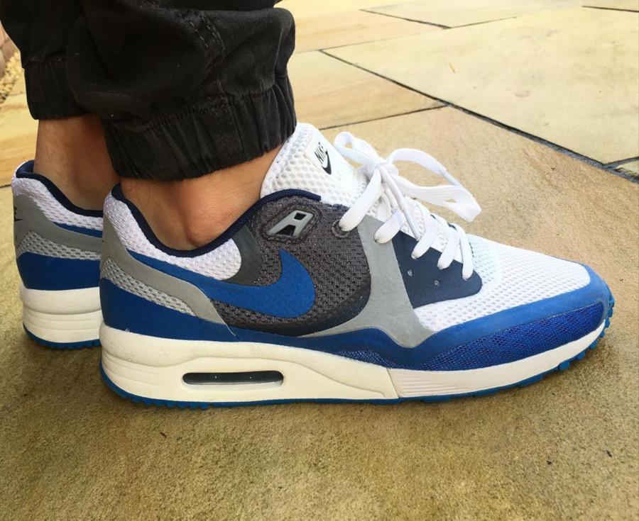 Nike Air Max Light Breeze Blue - @macgillivray86