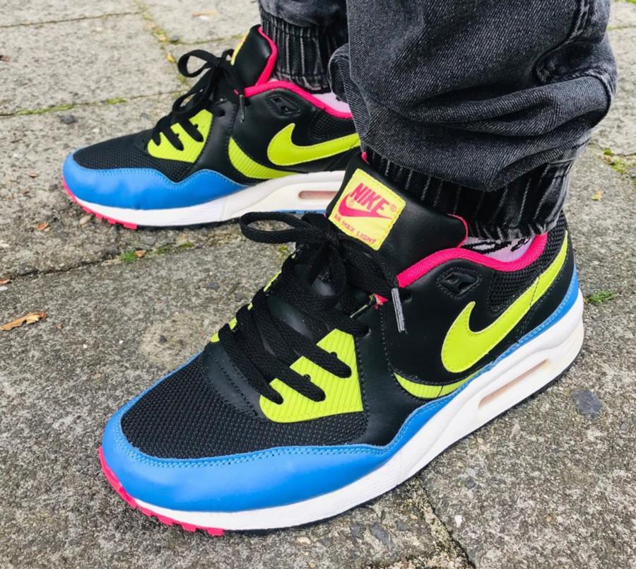 Nike Air Max Light Flamingo Dark Crystal - @dj_cutnice