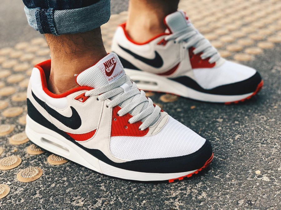 Nike Air Max Light OG Red 2019 - @jazzbonifacio