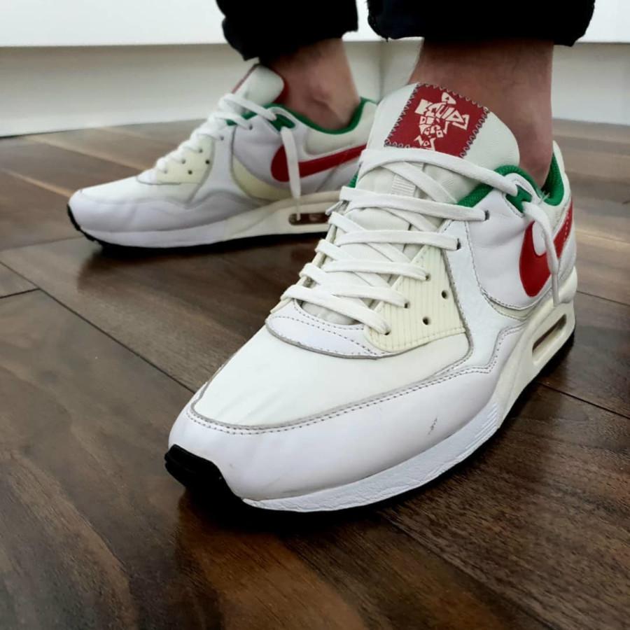 Nike Air Max Light Portugal (World Cup Pack) - @jaebrown_dublintown