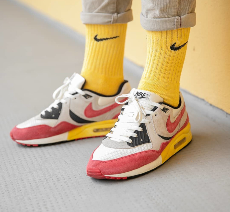 Nike Air Max Light VNTG QS Sport Red - @felix.webair