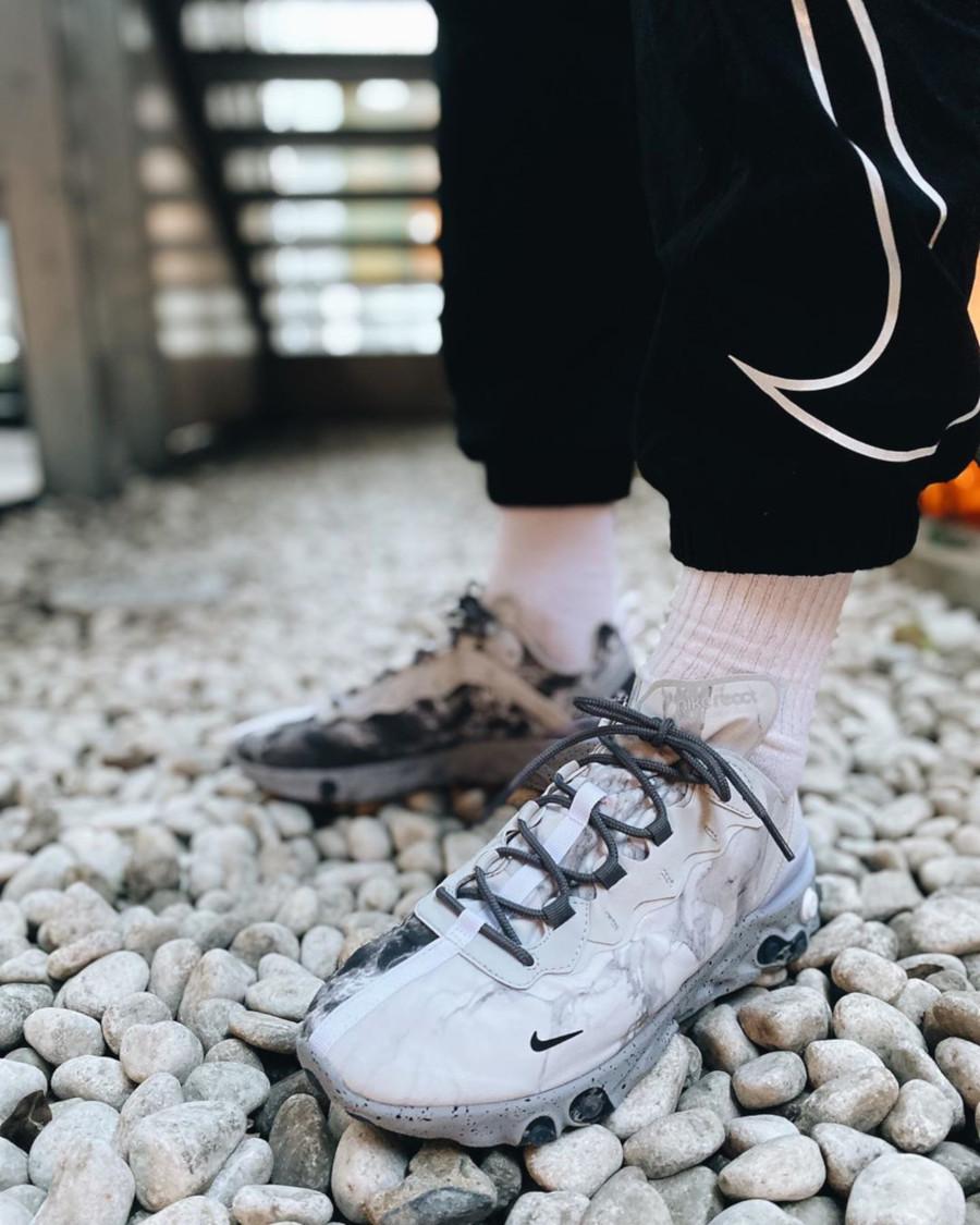Nike React Element KL 55 Kendrick Lamar CJ3312-001