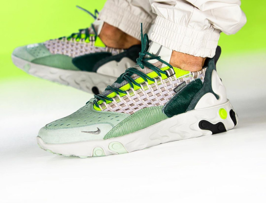 Nike React Sertu The10th 'Faded Spruce' CT3442-300