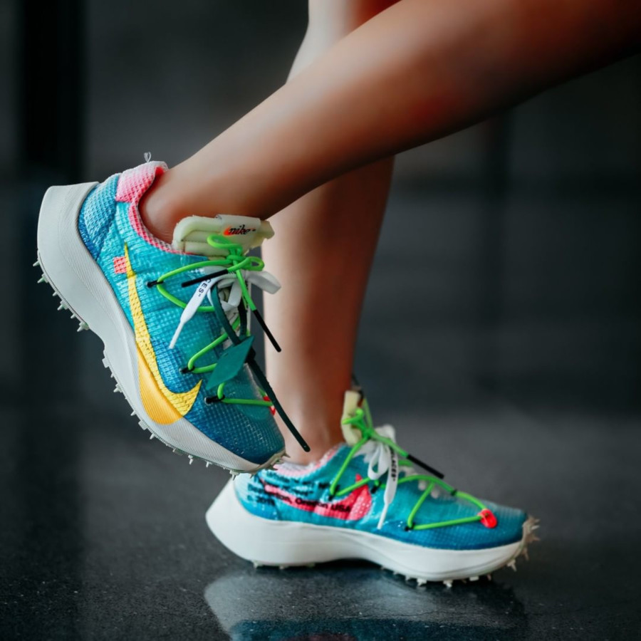 Nike Vapor Street bleu Turquoise CD8178-400 (2)
