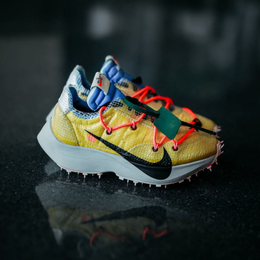 Nike Vapor Street jaune CD8178-700 (1)